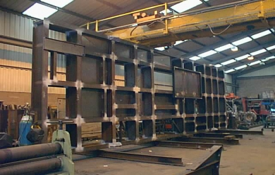 Customised Engineering Steel Fabrication